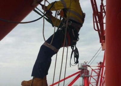 port crane 2